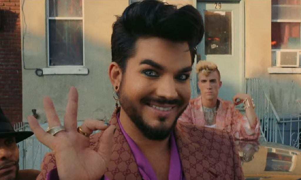 Adam Lambert - Superpower (Official Music Video)