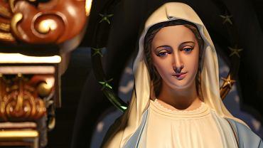 Święto Matki Boskiej Zielnej obchodzone jest 15 sierpnia. Zdjęcie ilustracyjne