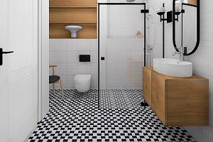 Jak urządzić małą łazienkę z prysznicem? Oto garść praktycznych porad