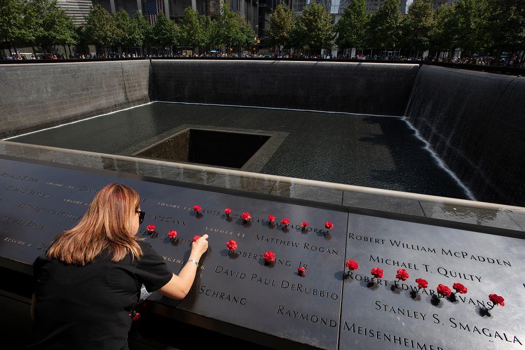 Obchody rocznicy zamachów terrorystycznych z 11 września.