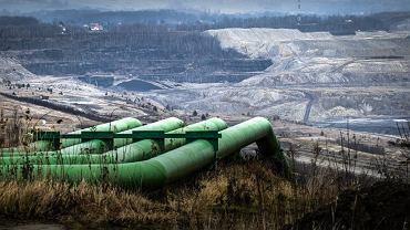 Turów, odkrywkowa kopalnia węgla brunatnego