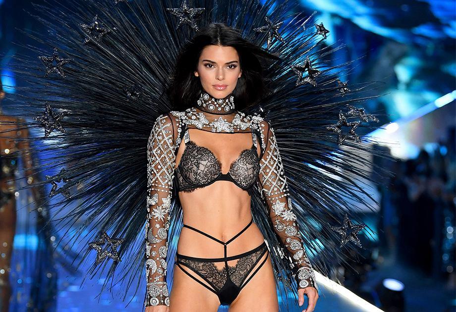 Kendall Jenner to jedna z Aniołków Victoria's Secret
