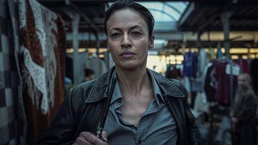 Magdalena Różdżka jako detektyw w serialu 'Rojst'97' dostępnym na platformie Netflix