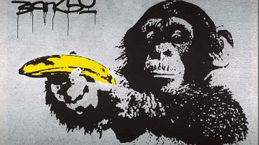 Banksy / Materiały partnera