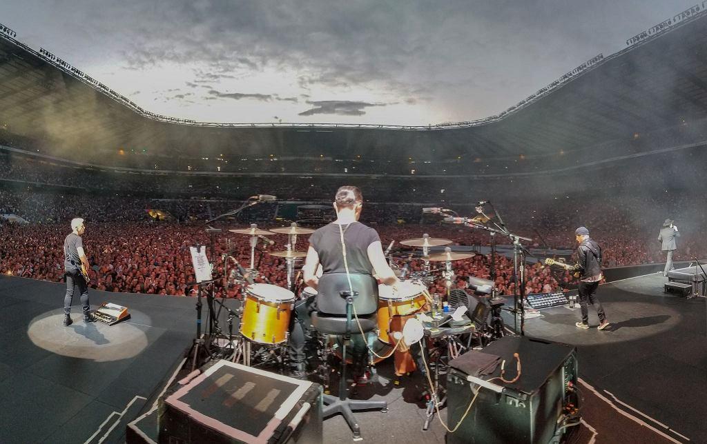 U2 Londyn
