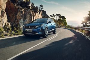 Piękny wygląd, zalety SUV-a i niepowtarzalny charakter - nadjeżdża Peugeot 5008!