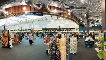 Sklep wolnocłowy na lotnisku w Sydney
