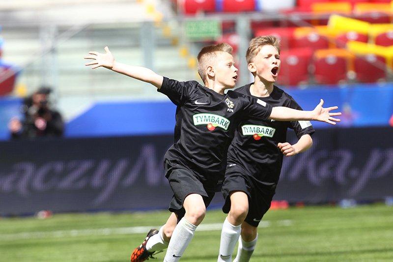 Turniej o Puchar Tymbarku na Stadionie Narodowym w Warszawie