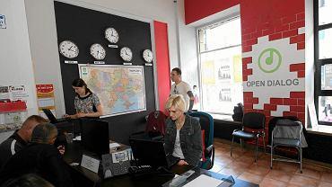 Centrum Ukraińskie w dawnej kawiarni Nowy Świat