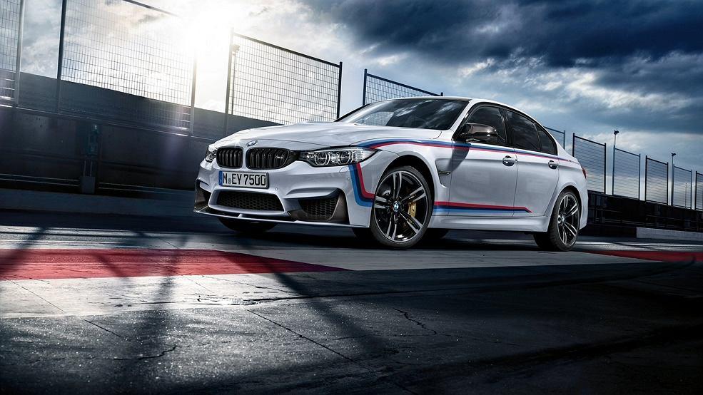 Dodatki BMW M Performance
