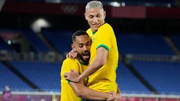 Sześć goli w hicie Brazylia - Niemcy na igrzyskach! Thriller i kosmiczny gol [WIDEO]
