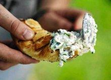 Biały ser z wędzoną makrelą - ugotuj