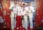 Zawodnicy Bodaikan Szczecin mistrzami świata w Karate Shotokan