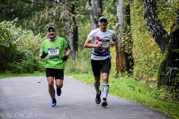 Zdjęcie numer 18 w galerii - Silesia Marathon. Chłód i wiatr niestraszne, rekord pobity! [ZDJĘCIA]