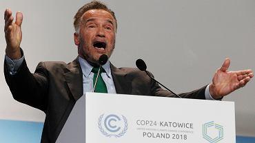 Arnold Schwarzenegger na COP24