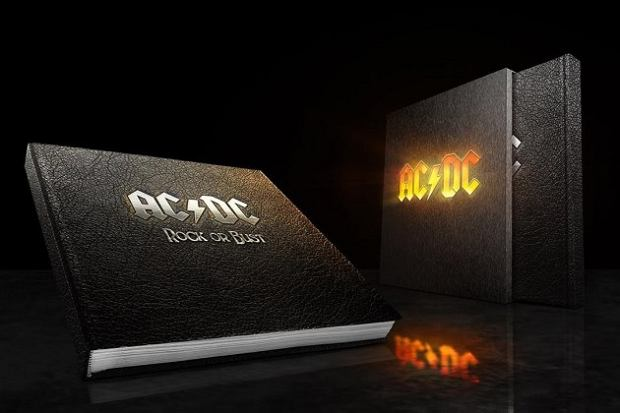 'The Rock or Bust Tour Book 2015'
