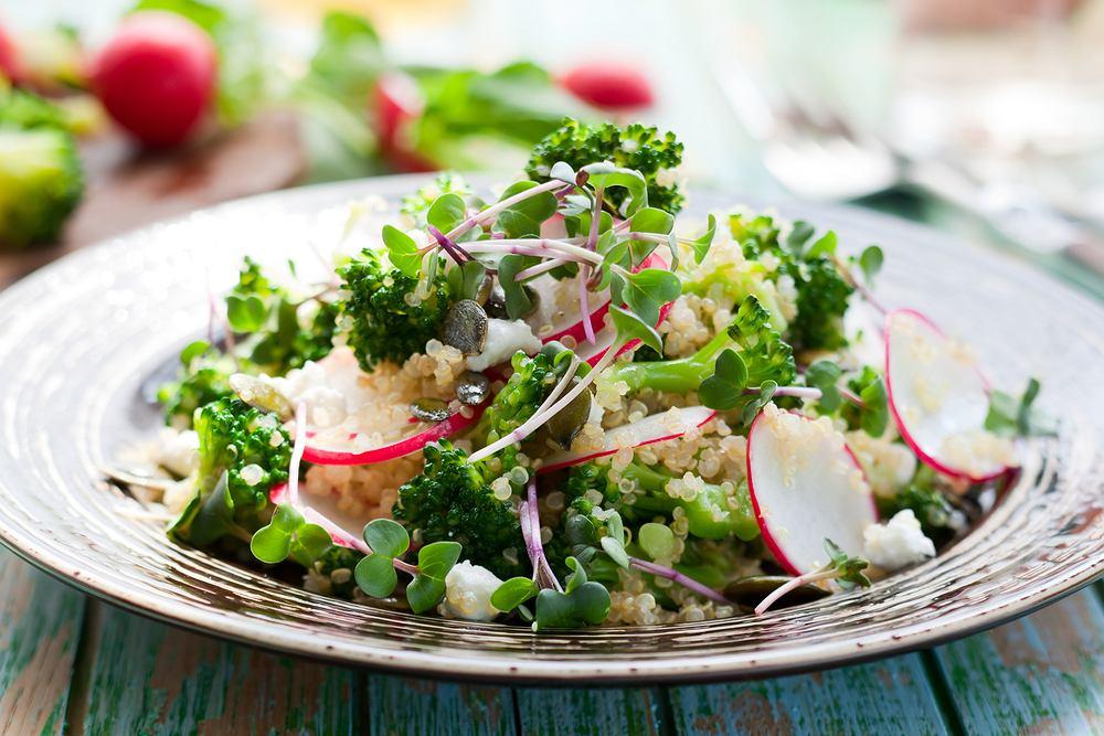 Dieta bezmięsna - jak rozsądnie na nią przejść?