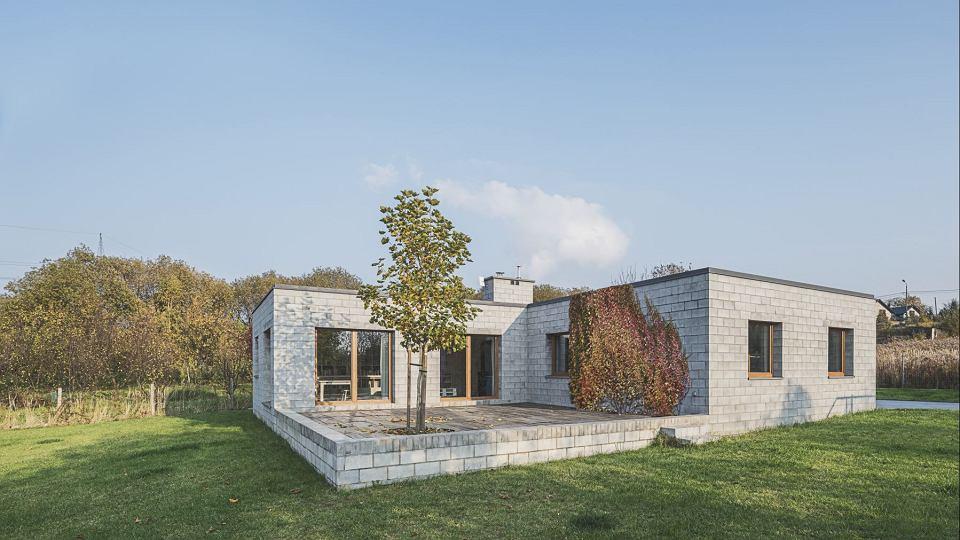 Zaprojektowany przez architektów z pracowni Jojko + Nawrocki dom w Będzinie zdobył grand prix prestiżowego konkursu 'Architektura Roku Województwa Śląskiego'
