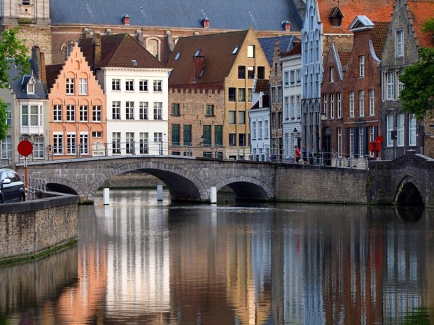 Brugia, Belgia / fot. Shutterstock