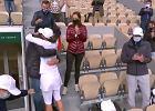 Wzruszające zachowanie Igi Świątek po finale Roland Garros! Polka podziękowała najbliższym