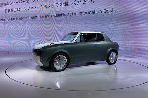 Suzuki w Tokio pokazało kilka ciekawych konceptów. Nam najbardziej podoba się WAKU SPO