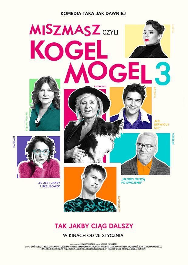 Miszmasz czyli Kogel Mogel 3, plakat