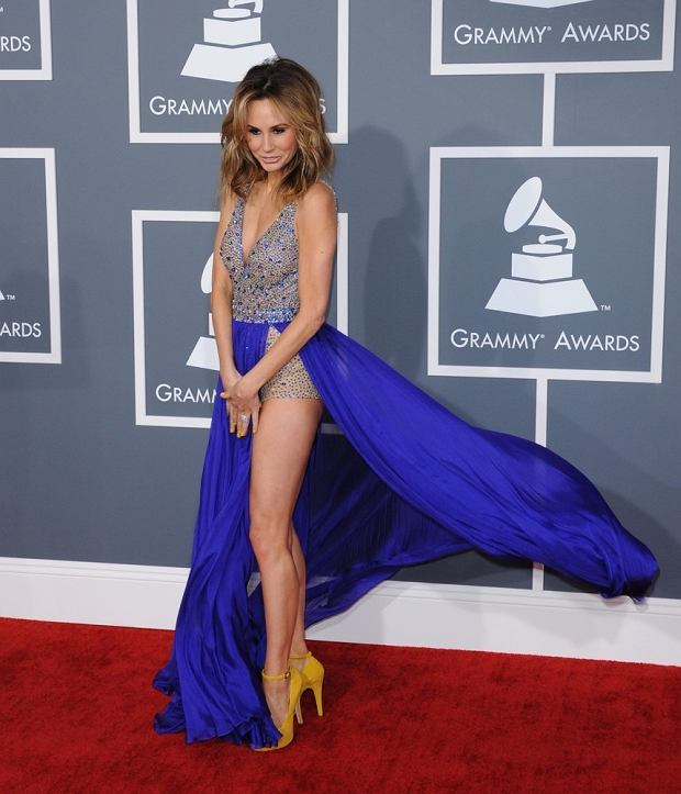 KELTIE COLLEEN @ the 55th annual Grammy awards held @ the Nokia.  February 10, 2013