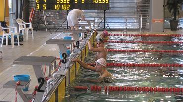 Ogólnopolskie zawody w pływaniu - Radom