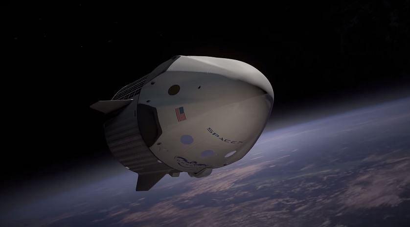 Kapsuła Dragon V2 pozwoli zrewolucjonizować loty w kosmos