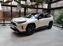 Opinie Moto.pl: Nowa Toyota RAV4 - tego się nie spodziewałem