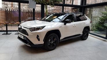 Nowa Toyota RAV4