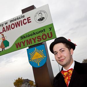 Rtmoteusz Król z Wilamowic, propagator języka wilamowskiego