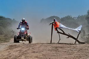Rajd Dakar wjeżdża w wysokie góry - 5000 m n.p.m. Rafał Sonik będzie gonił rywali