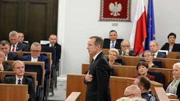 &Pierwsze Posiedzenie Senatu X Kadencji