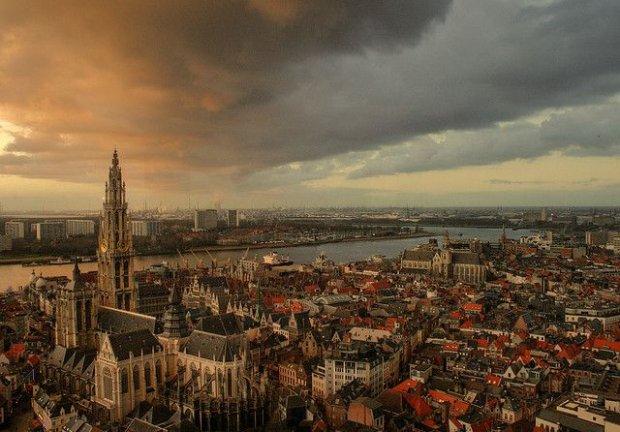 Antwerpia/ Fot. CC BY NC 2.0/ Adams K./ www.flickr.com/photos/adamskev/