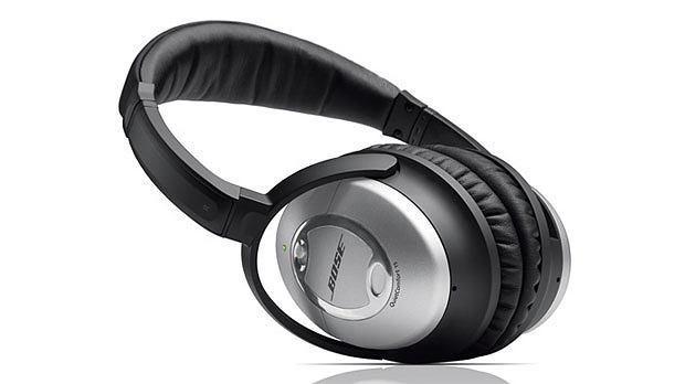 Logo z klasą: Bose, co za dźwięk!, audio, logo z klasą, Słuchawki redukujące hałas QuietComfort 15