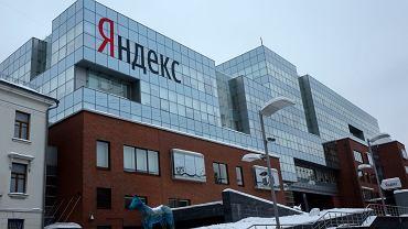 Biuro Yandexu w Moskwie.