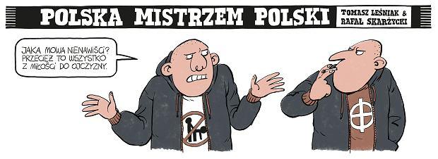 Zdjęcie numer 29 w galerii - Polska mistrzem Polski