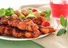 Szaszłyki z kurczakiem w sosie słodko-kwaśnym - Zdjęcia