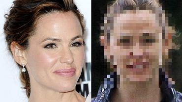 """""""Jennifer Garner wygląda inaczej. Ma wyraz permanentnego zdziwienia na twarzy i dziwnie uniesione brwi"""" - tak wygląd aktorki określił """"Daily Mail"""". Sprawdźcie, jak się prezentowała."""
