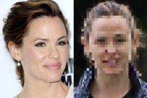 Jennifer Garner wygląda inaczej. Ma wyraz permanentnego zdziwienia na twarzy i dziwnie uniesione brwi - tak wygląd aktorki określił Daily Mail. Sprawdźcie, jak się prezentowała.