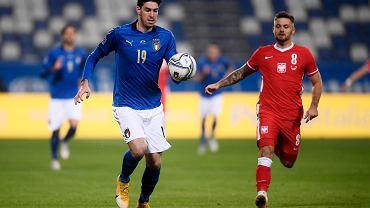 Jeden z największych przegranych meczu z Włochami. Fatalny występ! Kolejnego może nie być