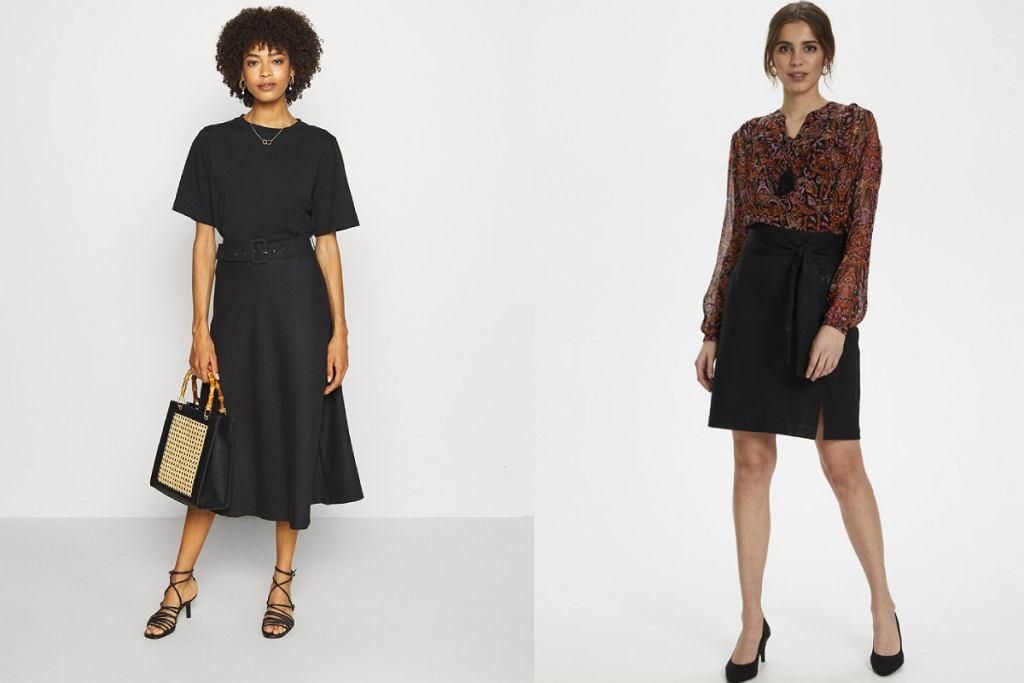 Spódnice trapezowe - doskonały pomysł na stylizację jesienią
