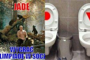 Memy z Soczi
