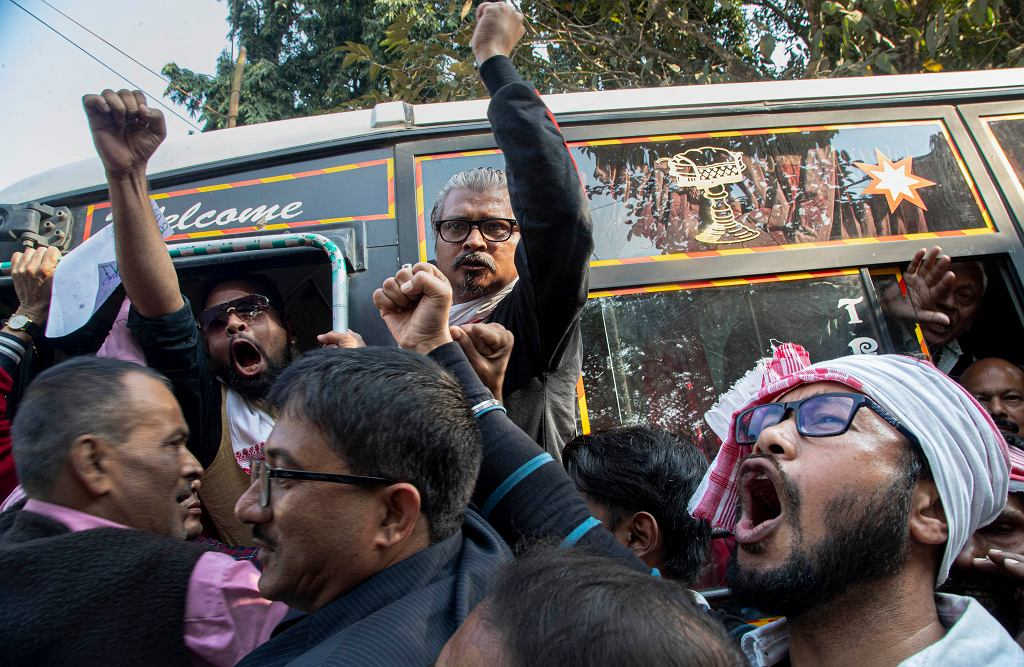 India Citizenship Law Protest