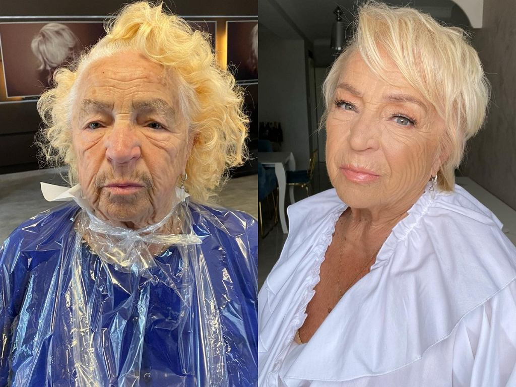 Makijaż wykonany przez Annę Wrzodak