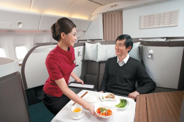 fot. Jean Leprini/Cathay Pacific