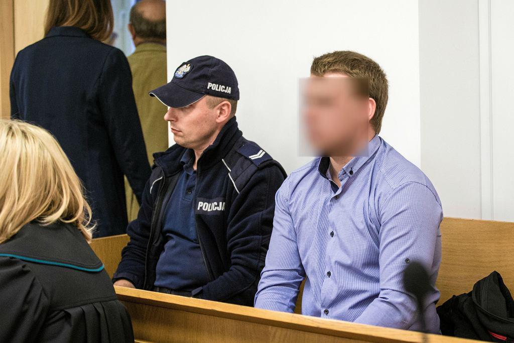 Grzegorz W. został skazany za potrącenie trzech kobiet na 4 lata więzienia