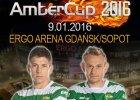 Śląsk Wrocław gra w towarzyskim turnieju Amber Cup 2016