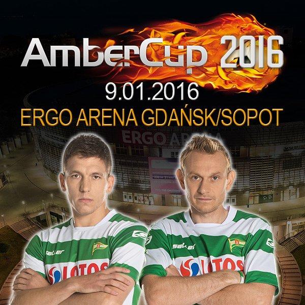 Amber Cup w ERGO Arenie